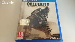 Vendo Call of Duty Advanced Warfare (PS4)
